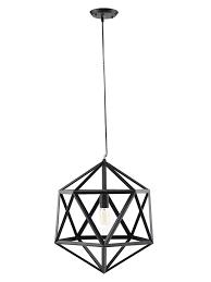 Black Metal Chandelier Hexagon Black Metal Chandelier Modern Furniture Brickell