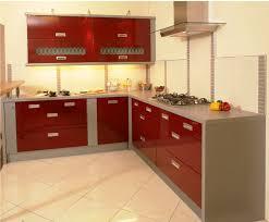 Kitchen Cabinet Latest Red Kitchen Luxury Red Themed Kitchen Ideas Taste