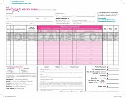 Fundraiser Order Form Template Excel Order Form On Photography Template Excel Receipt