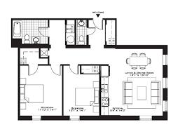 nice 10 luxury 2 bedroom floor plans apartment american house