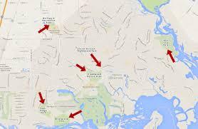 Easton Town Center Map Kingwood Parks Kingwood