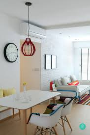 Simple Beautiful Dining Room Modern Scandanavian 12 Cosy Scandinavian Style Hdb Flats And Condos You Must See The