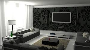 Amazing Gray And White Living Room Home Design Popular Classy - Classy living room designs