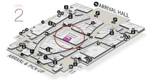 Austin Airport Terminal Map by Kuala Lumpur Airport Express Klook