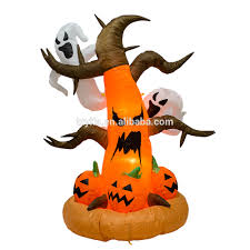 halloween inflatable 6 5 long dachshund with owl friends holding