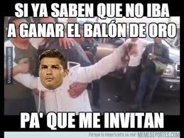 Memes De Lionel Messi - bal祿n de oro 2015 y los memes del triunfo de lionel messi foto