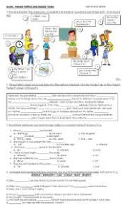 english teaching worksheets past simple present perfect