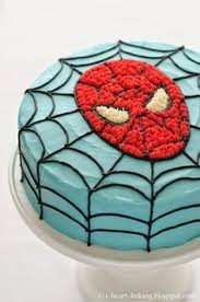 a spider man cake blogger recipes we love pinterest man cake
