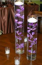 Vase And Candle Centerpieces by 37 Floating Flowers And Candles Centerpieces Shelterness