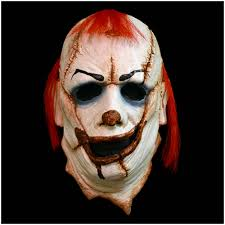scariest masks clown skinner mask mad about horror