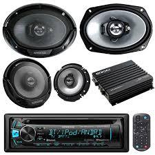 kenwood 5 1 home theater system kenwood kmmbt315u car receiver bluetooth am fm radio with 2 6x9