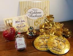 ideen goldene hochzeit goldene hochzeit geschenkkorb geschenke goldhochzeit geschenk