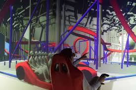 ferrari world ferrari world designing it u0027s latest attraction using vr u2013 vrfocus