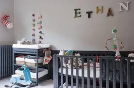 chambre bébé tendance deco chambre bebe tendance visuel 1