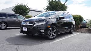 odyssey car reviews and news at carreview com 2018 honda odyssey touring 10at review youtube