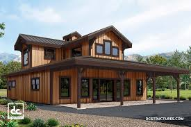 modern barn home modern barn house plans elegant barn home kits dc structures floor