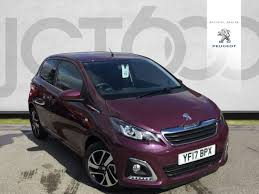 peugeot used car finance peugeot 108 allure 8 926