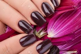 beautiful nails and flower close up great idea for the
