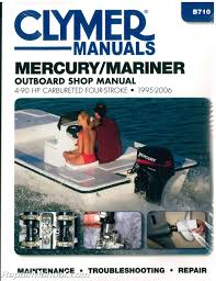 mercury marine manuals repair manuals online