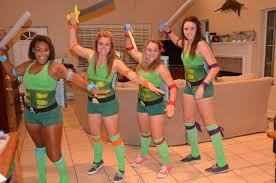 teenage mutant ninja turtles halloween costume ideas