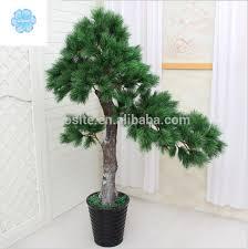Decorative Pine Trees Indoor Home Decorative Artificial Pine Tree Indoor Home