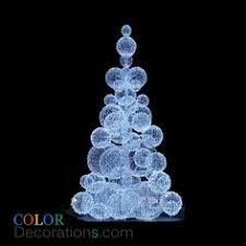 cd tr113 popular led lighting christmas tree with ornament crafts