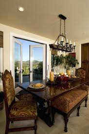 rustic chic dining room chandelier rustic dining room hanging