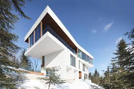 Chalet Houses Quebec Chalet With Access To World Class Skiing The St Lawrence