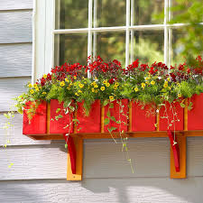 What To Plant In Window Flower Boxes - building a decorative planter box is a great way to improve the