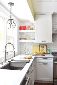 Kitchen Of Light Kitchen Renovation Reveal Resources Jenna Burger