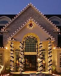 how to connect outdoor christmas lights custom holiday light install northwest arkansas christmas light