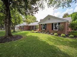 just listed sprawling all brick perkins ranch home with attached 3