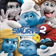 smurfs 2 music inspired artists
