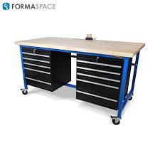 tool bench u2013 workshop bench tool storage formaspace