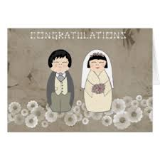 wedding wishes japan japanese wedding greeting cards zazzle co uk