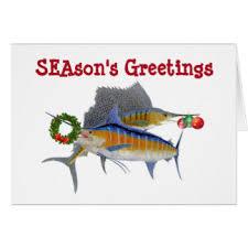 fishing christmas cards invitations greeting u0026 photo cards zazzle