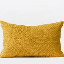 Yellow Throw Pillows For Less