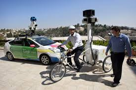 Israel Google Jerusalem Google Brings Jerusalem Israel To Virtual Tourist