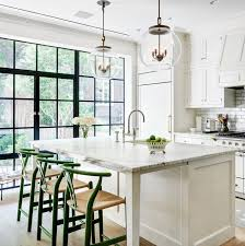 nina liddle design blog interior design nantucket nyc kitchen casement steel windows traditional island off white urban electric lights cococozy new york times