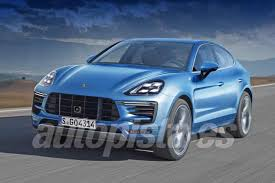 the new suv porsche cayenne will become a reality in 2018