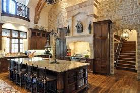 mahogany wood cordovan raised door large kitchen island ideas sink