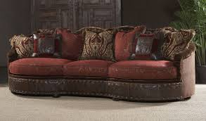 Leather Fabric For Sofa Luxury Furniture Sofa And Decorative Pillows Custommade By