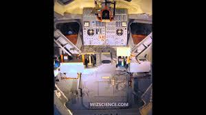 Lunar Module Interior Apollo Lunar Module Learning Wizscience Com Youtube