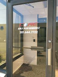 glass door signs interior signs for business by sign o vation omaha sign shop