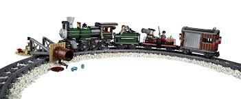 lego the lone ranger 79111 constitution train chase mattonito