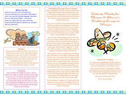 island brochure template brochure rubric template professional sles templates