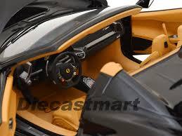 458 Spider Interior Hotwheels Elite Bcj90 1 18 Ferrari 458 Spider Diecast Car Beige