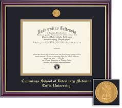 tech diploma frame diploma frames tufts bookstore