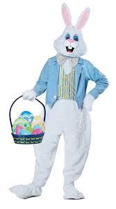bunny easter california costumes men s deluxe easter bunny costume