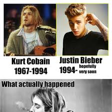 Bronchitis Meme - on march 1 1994 kurt was diagnosed with bronchitis and severe